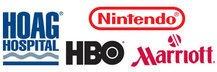Emarcom's clients include Hoag Hospital, Nintendo, HBO and Marriott