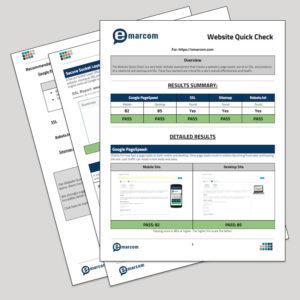 Emarcom---Website-Audit-Reports---Samples