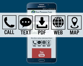 Emarcom Mobile First Page web