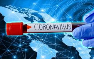 Coronavirus is increasing website traffic because people are avoiding human contact.