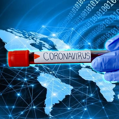 Coronavirus is increasing website traffic because people are avoiding human contact.
