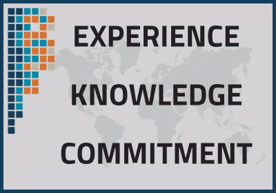 Experience, knowledge, and commitment