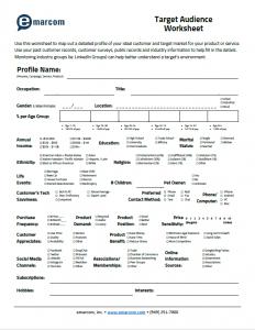 Emarcom-Target-Audience-Worksheet-Thumbnail